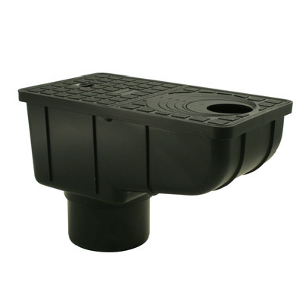 Дощоприймач RSK 1500, чорний