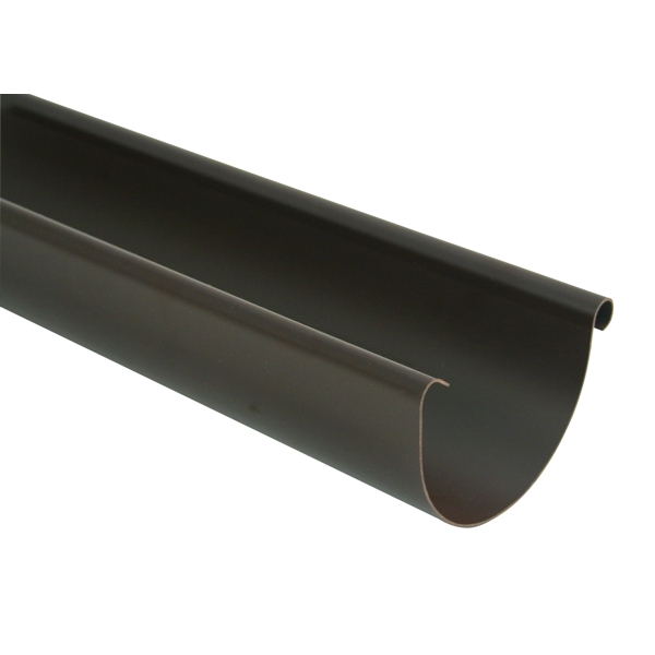 Ринва 150мм, довжина 3м коричневий (RAL 8019)