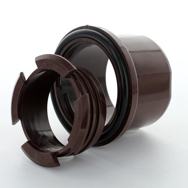 Воронка універсальна 68/74 мм, коричневий